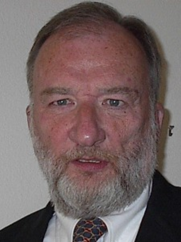 Bruce Cunningham, Vice President