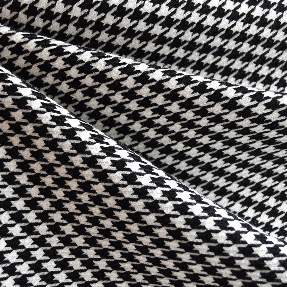 Woven Houndstooth