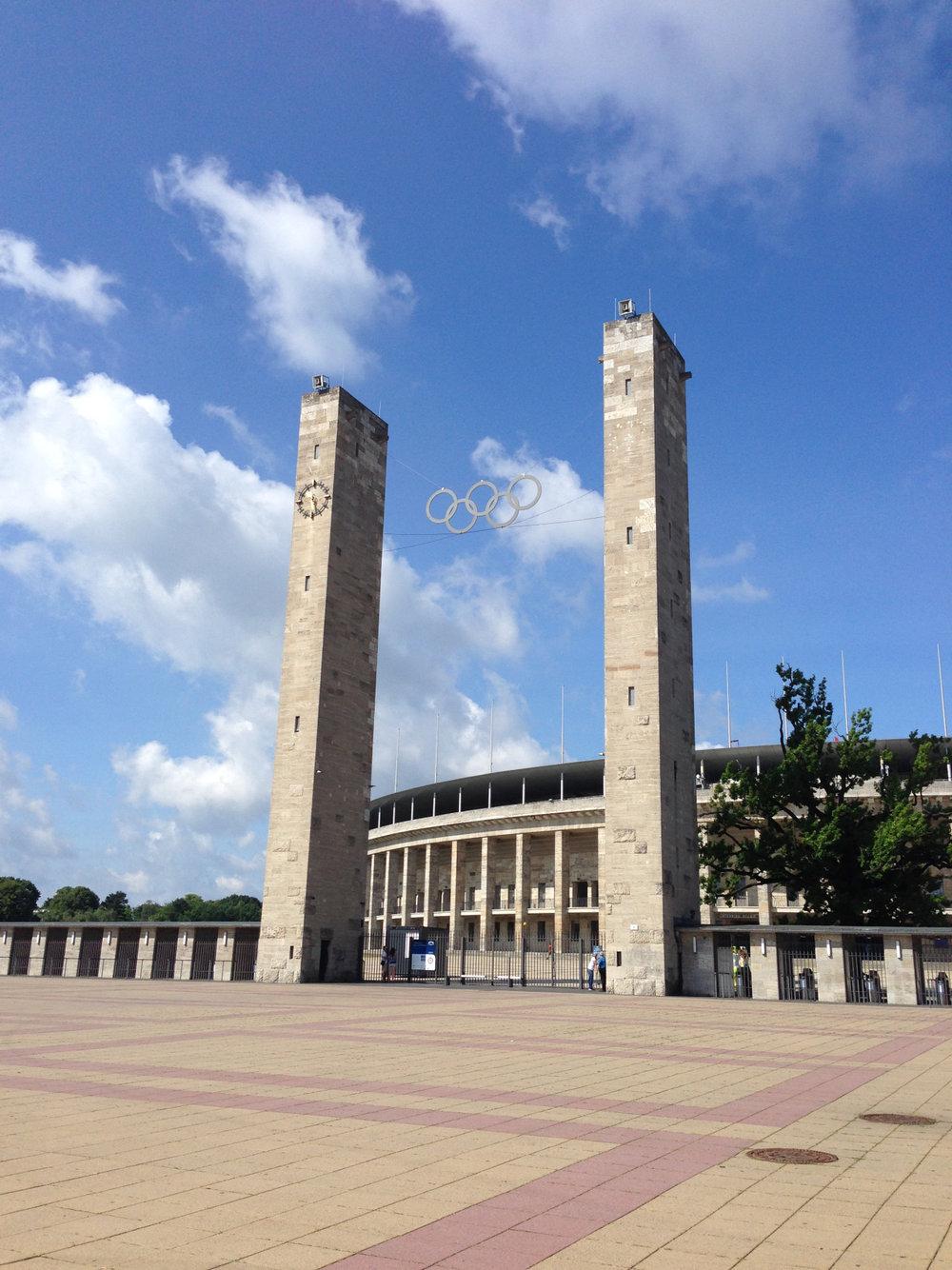 Berlin Olympics Stadium