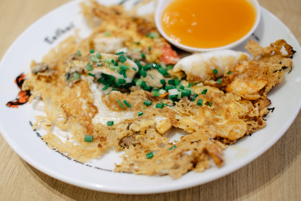 Thai-style Fried Seafood