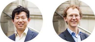 Jordi Wiersma en Niko Schonebaum