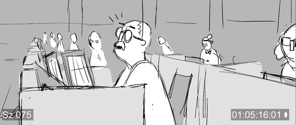 Storyboard Panel