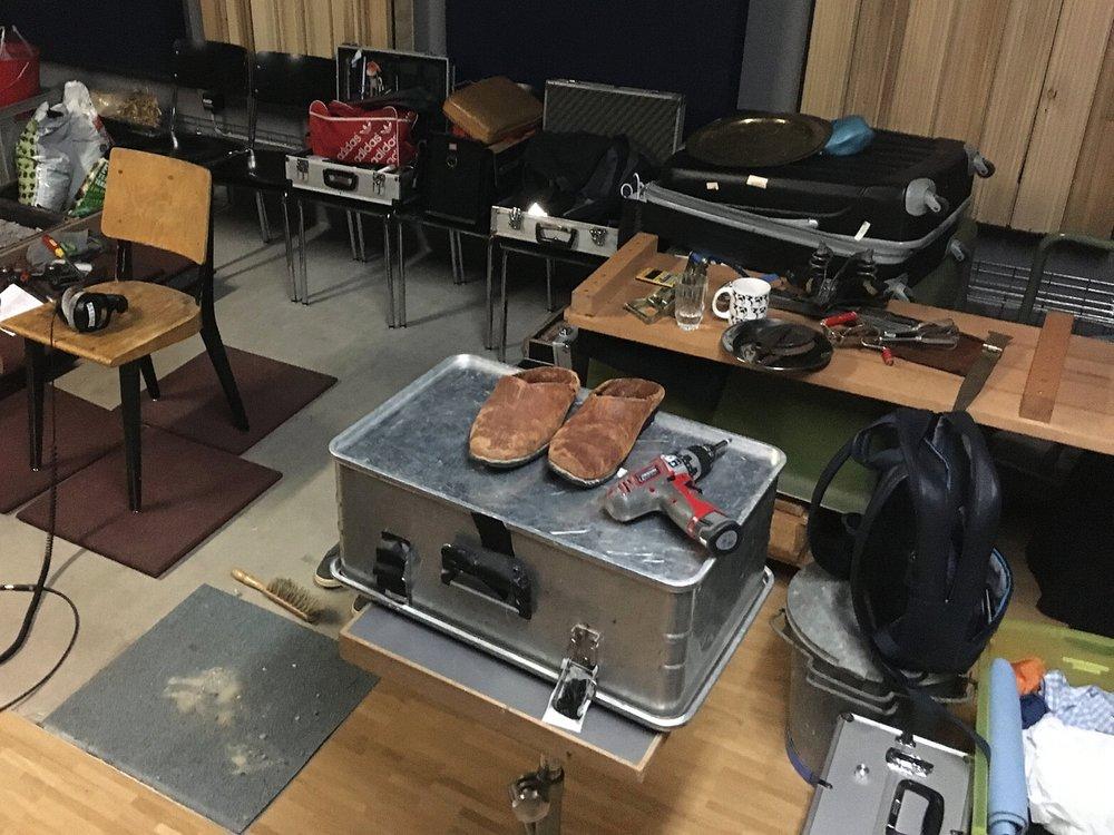 Foley Gadgets