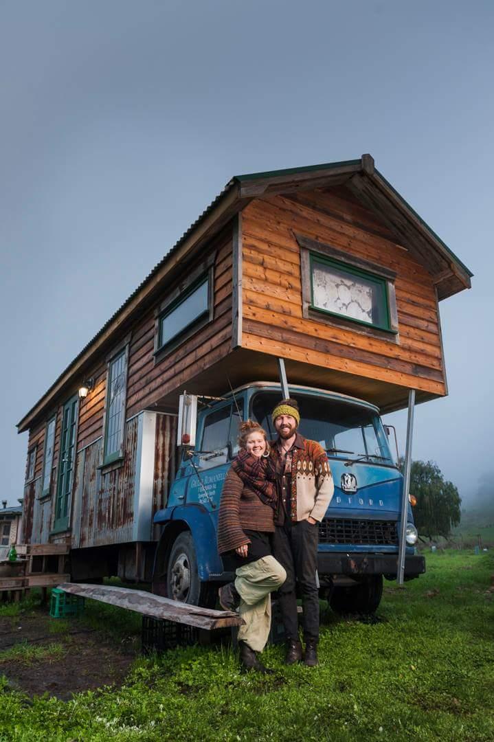 Tiny House Truck!