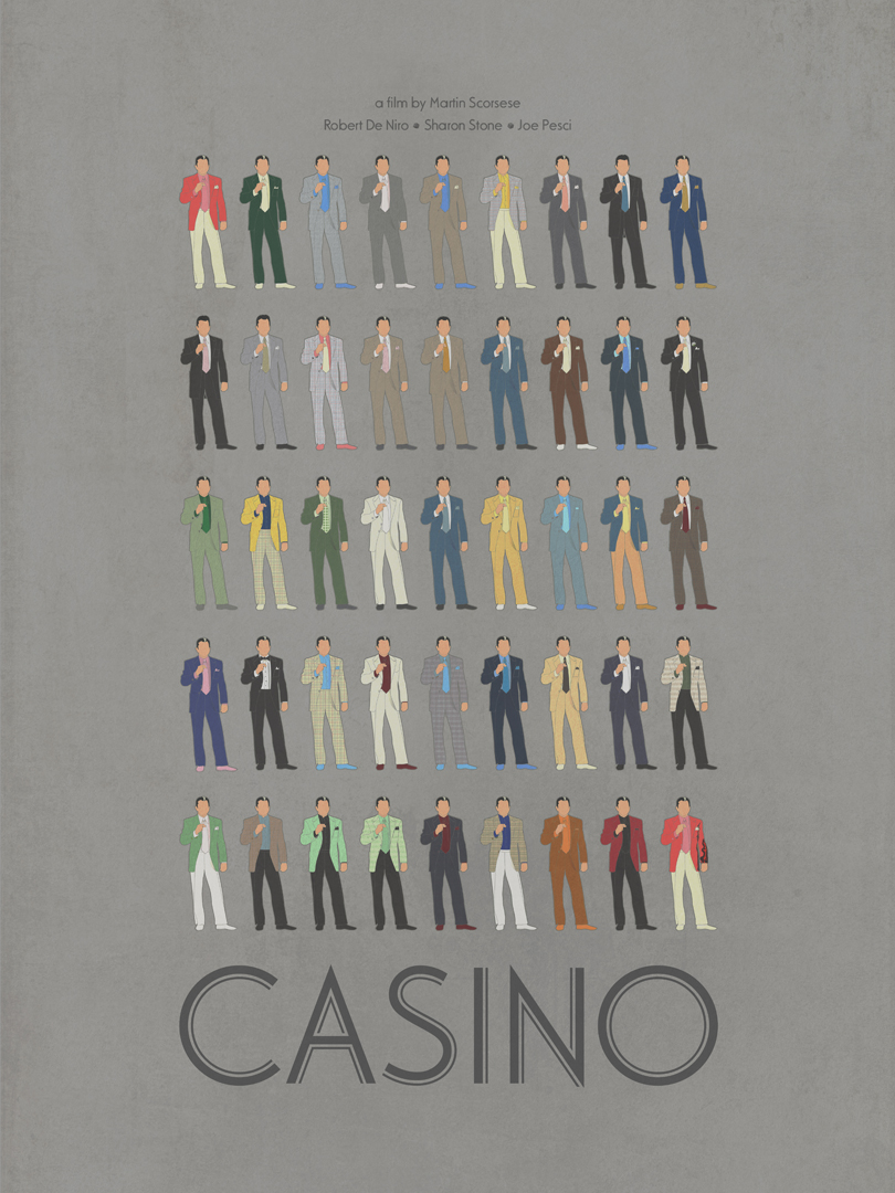 Ace poster of every suit Robert De Niro wears in Casino.jpg