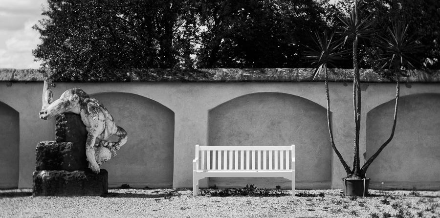 Schlosspark Schloss Seehof