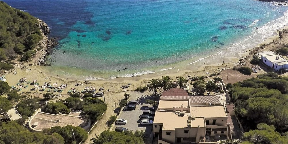 Aiyanna Ibiza aerial view
