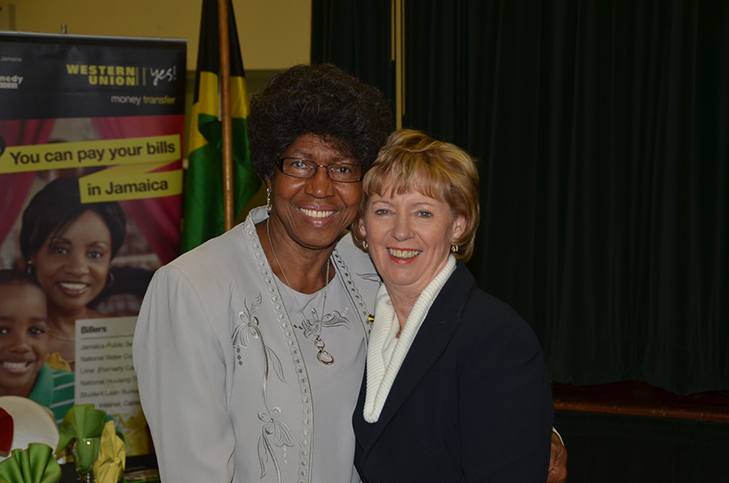 Raphaelita Walker & Judy Sgro