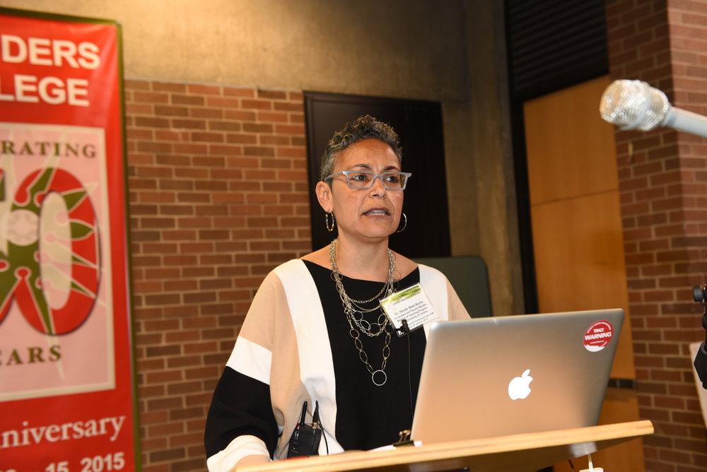 Dr. Nicole West-Burns