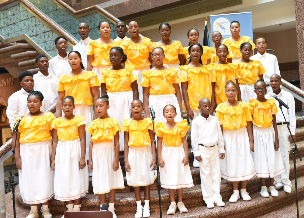 National Children's Choir of the Bahamas