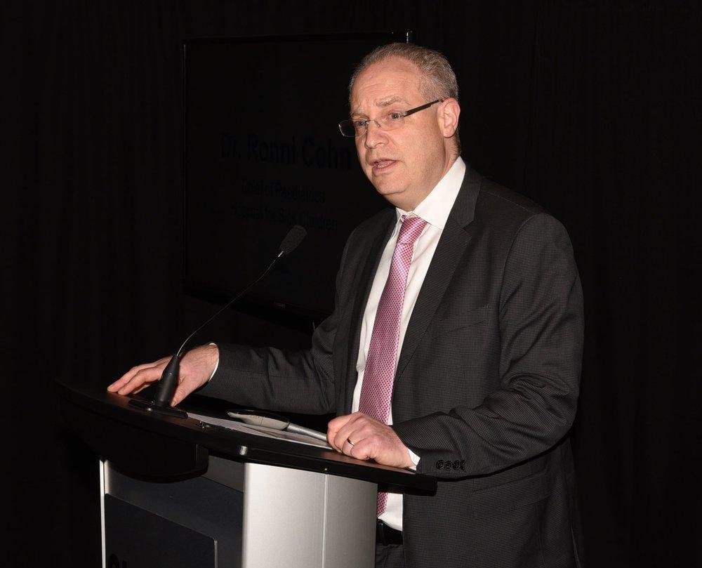 Dr. Ronald Cohn
