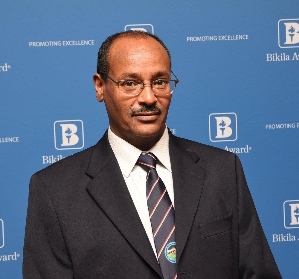 Dr. Tessema Astatke