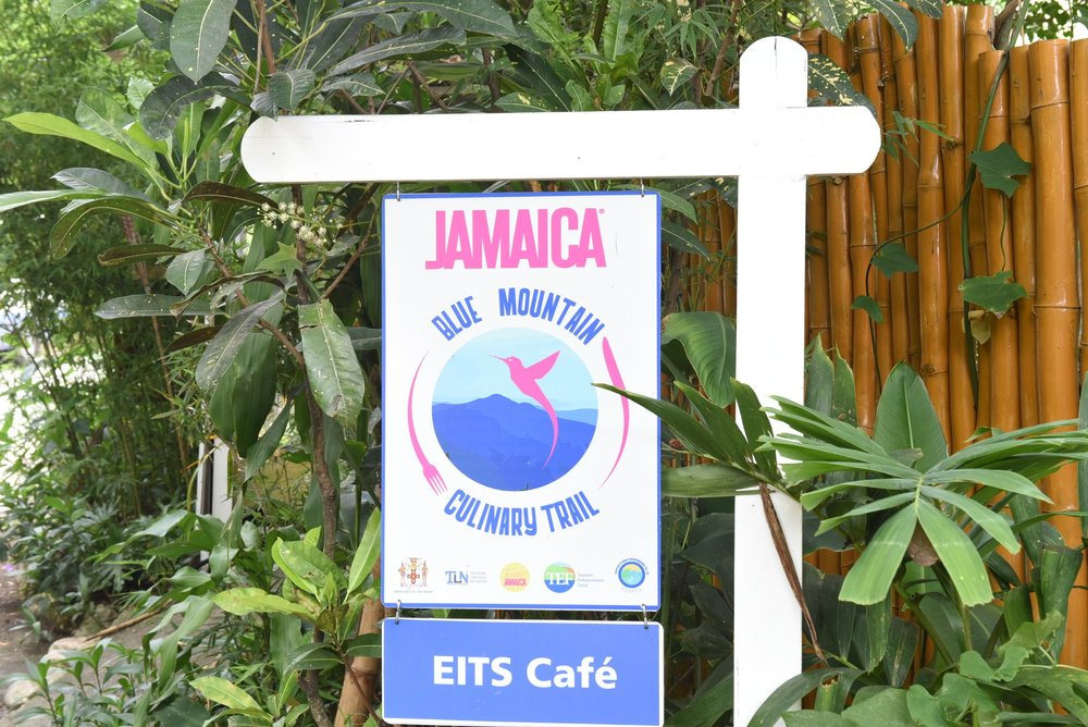 EITS Cafe is located in the Blue Mountains