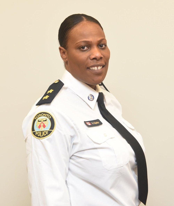 Inspector Stacy Clarke