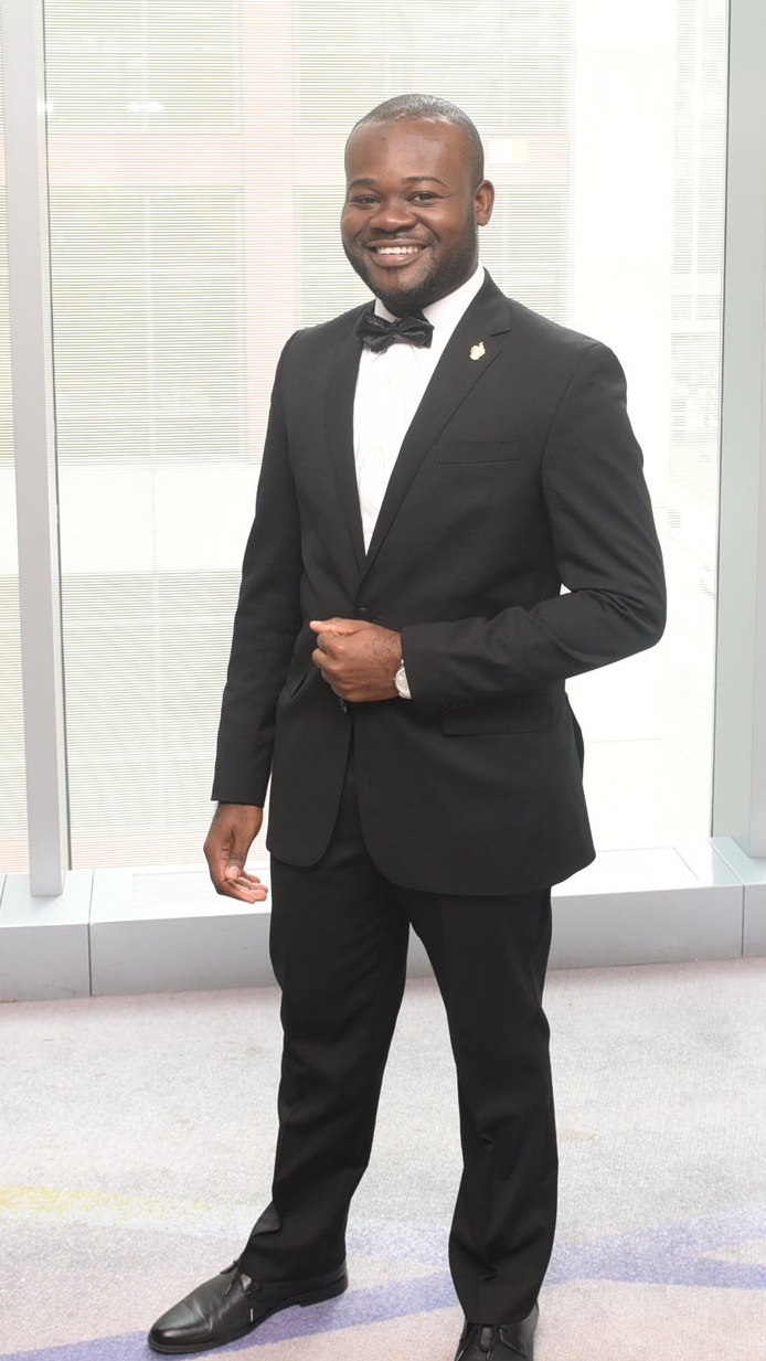 Howard Brown was the recipient of a UWI Toronto Benefit Gala scholarship in 2018
