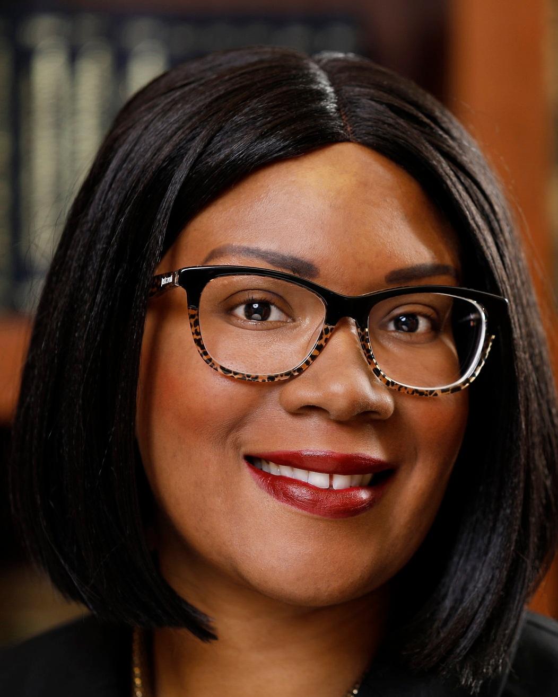 Vivene Salmon is the Canadian Bar Association first Black President