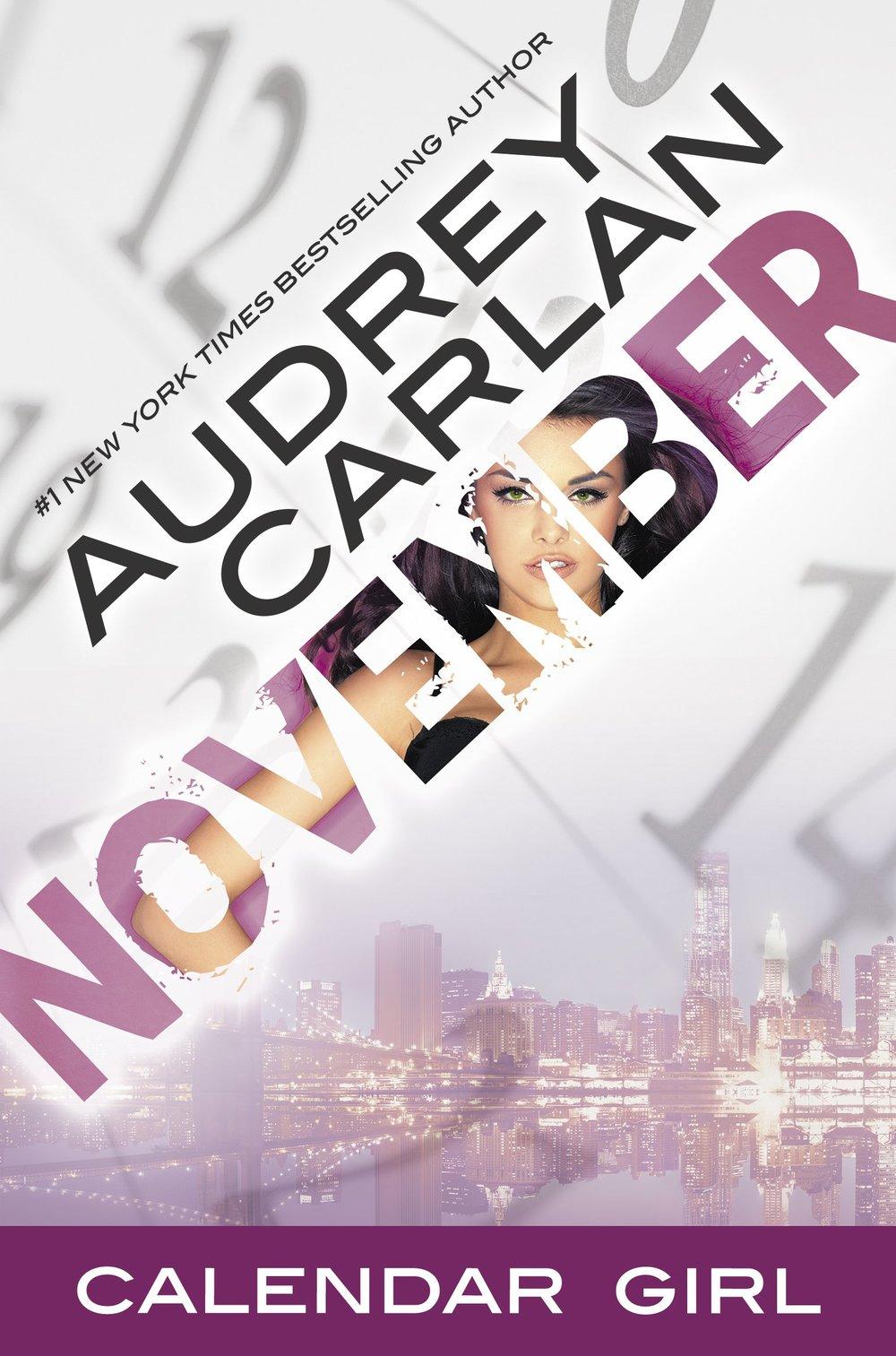 Audrey Carlan November