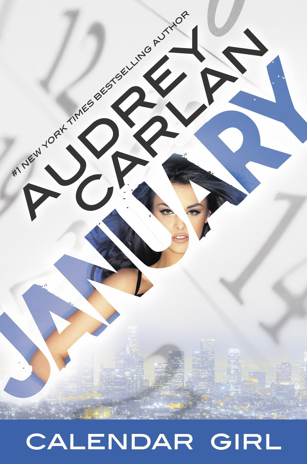Audrey Carlan Calendar Girl January