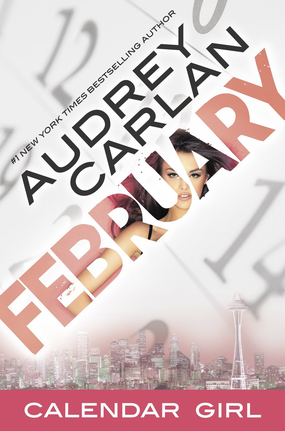 Audrey Carlan Calendar Girl February
