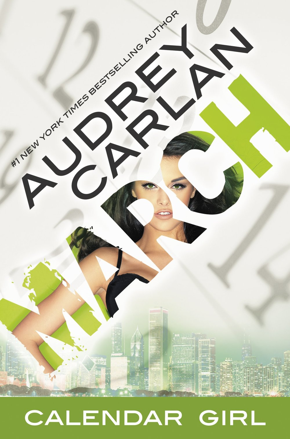 Audrey Carlan Calendar Girl March