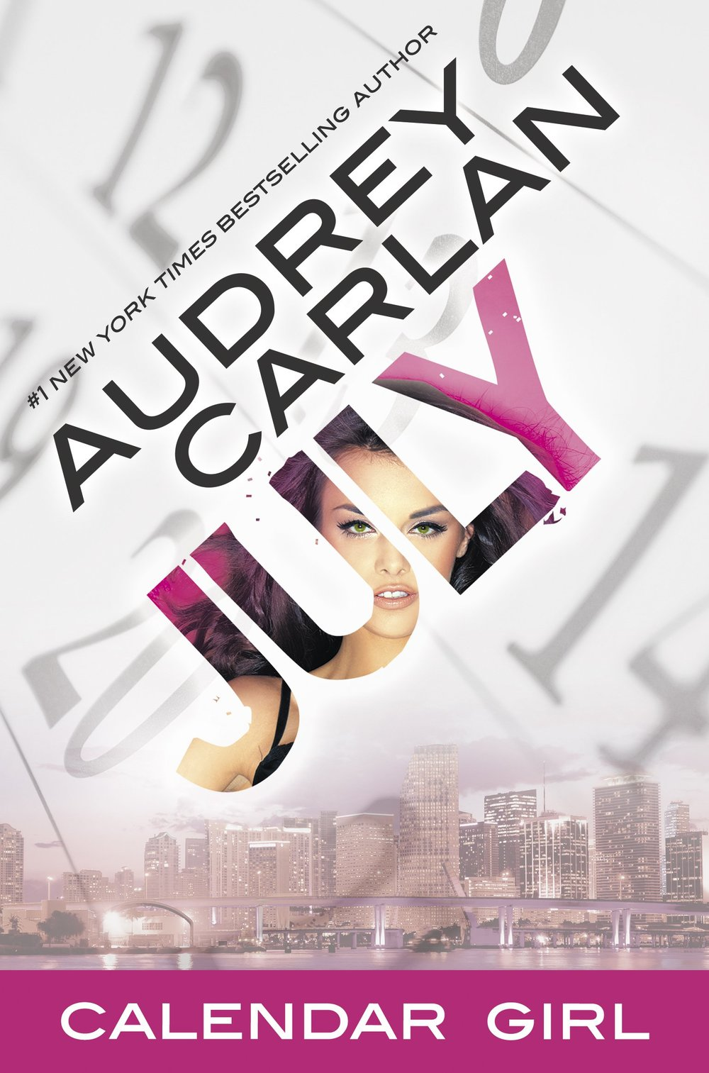 Audrey Carlan Calendar Girl July