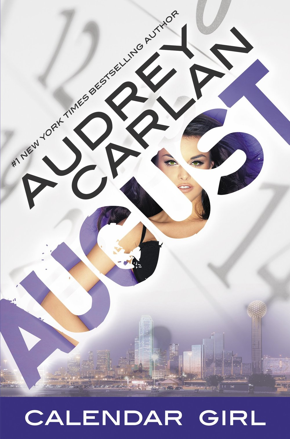 Audrey Carlan Calendar Girl August