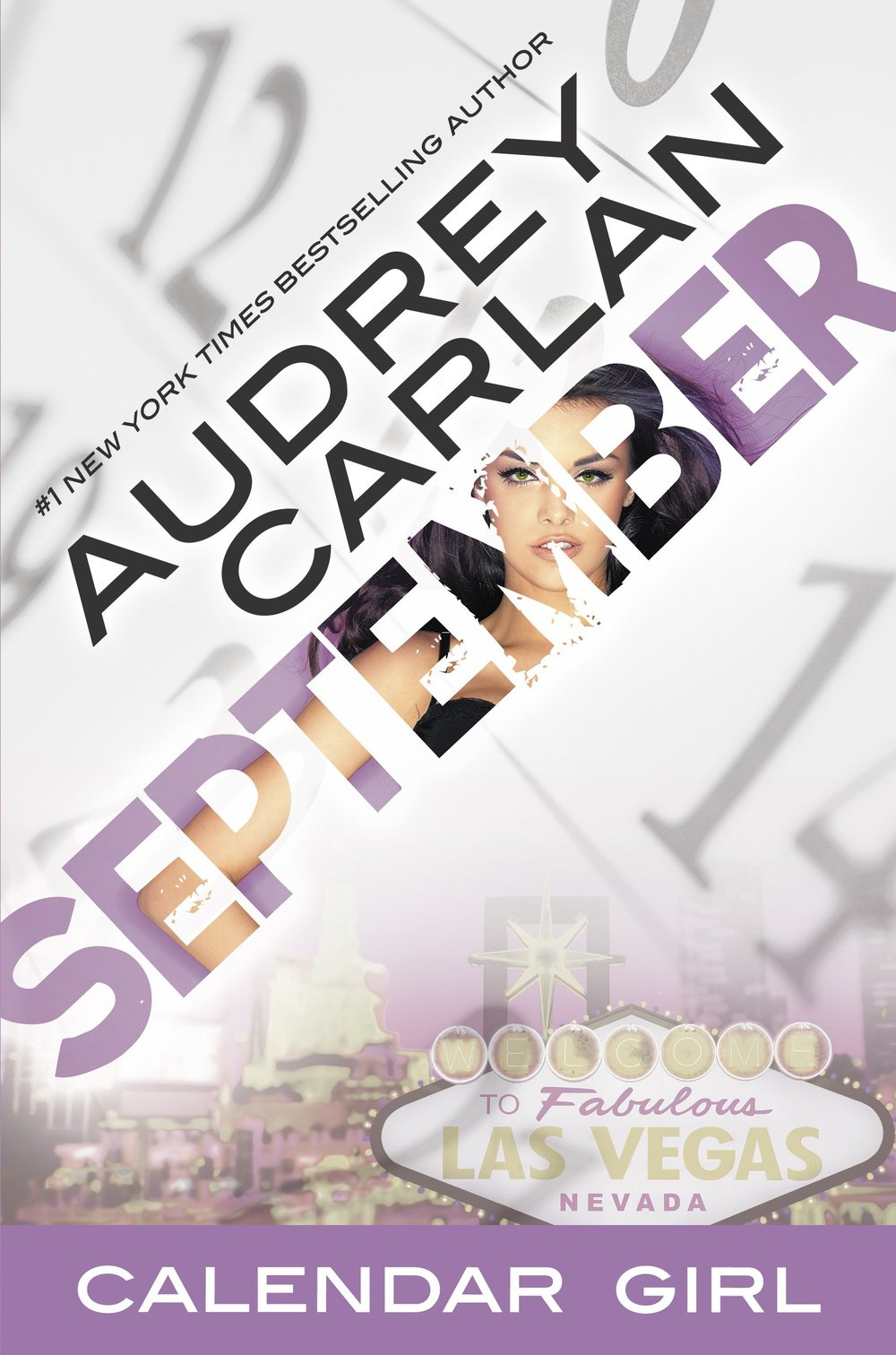 Audrey Carlan Calendar Girl September