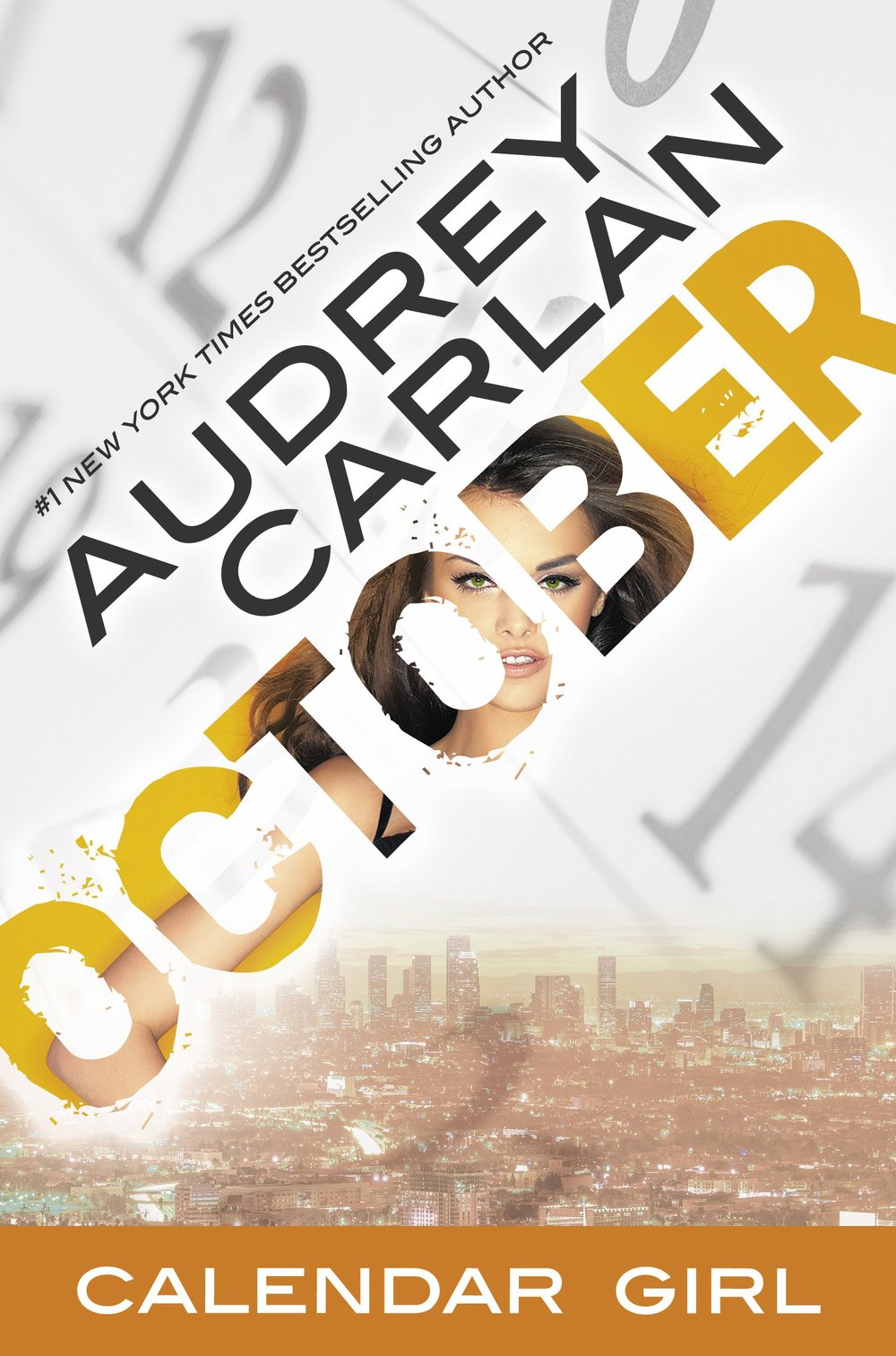 Audrey Carlan Calendar Girl October
