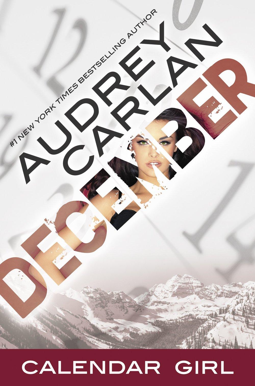 Audrey Carlan Calendar Girl December