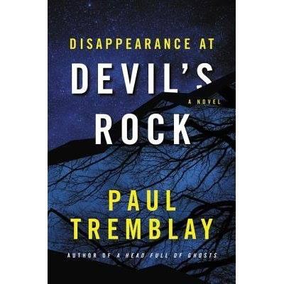USA 2016 (PAUL TREMBLAY, BOOK COVER)