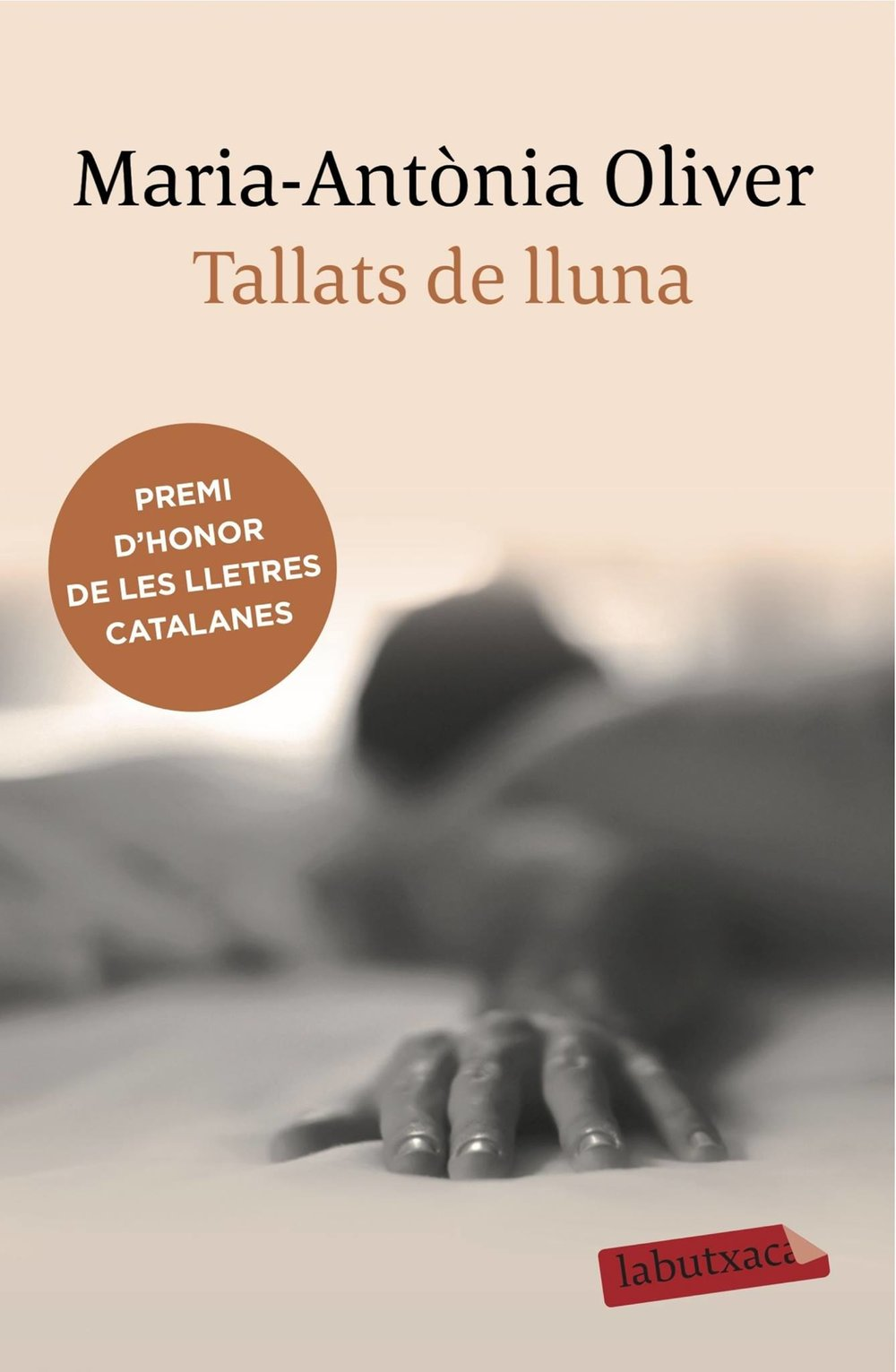 SPAIN 2016 (MARIA-ANTÓNIA OLIVER , BOOK COVER)