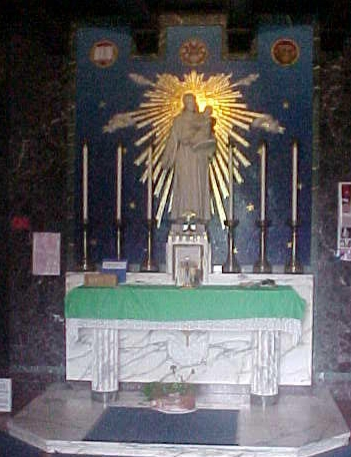 St Anthonys Altar