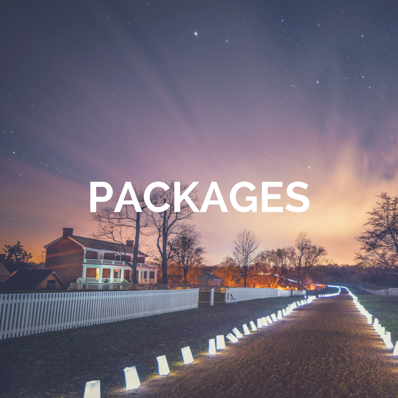 Special Packages - Itineraries