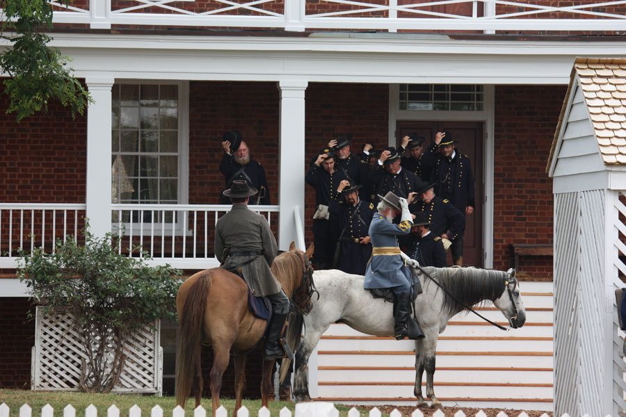 Living history at Appomattox Court House National Historical Park