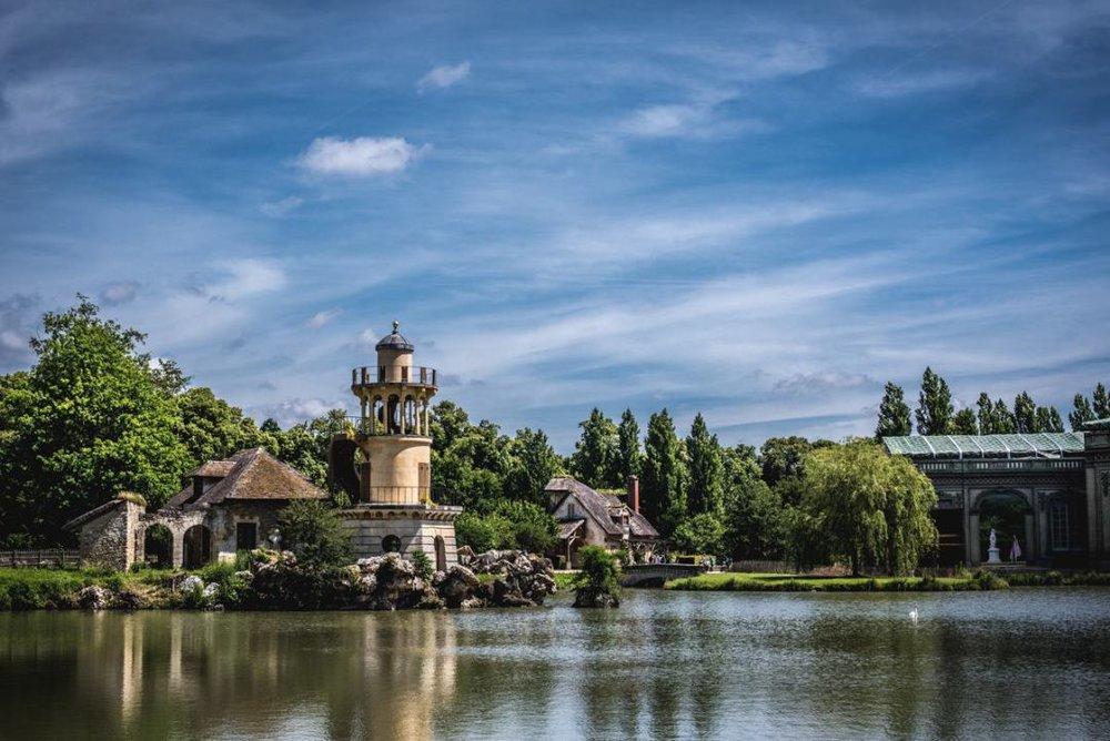 Marie Antoinette's Hamlet at Versailles