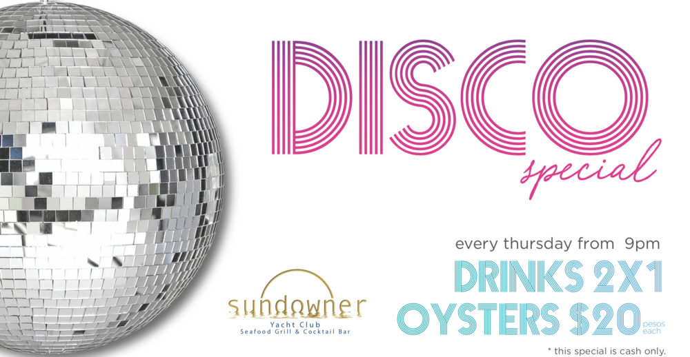 sundowner disco night