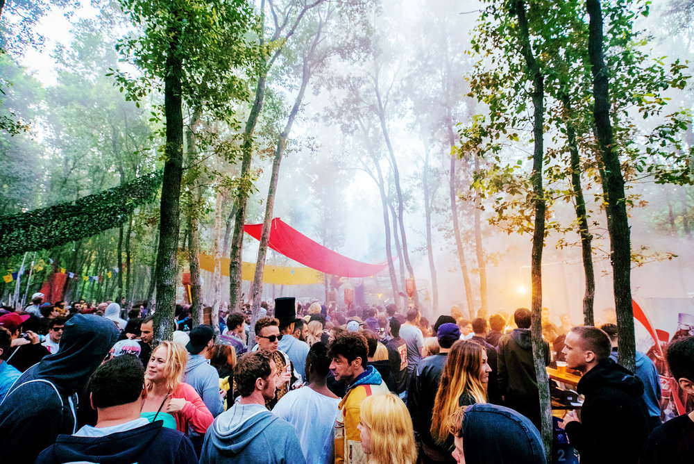 Lighthouse Festival 2017 - Nature Playground - 26.5.2017