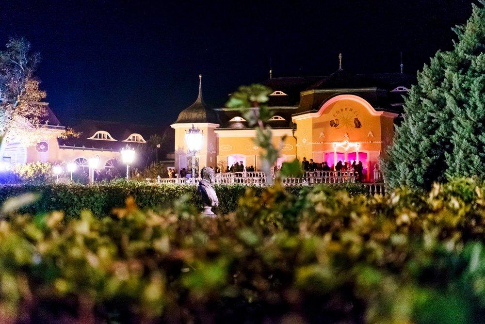 Cobenzl - Heimlich im Schlossgarten - 19.08.2017