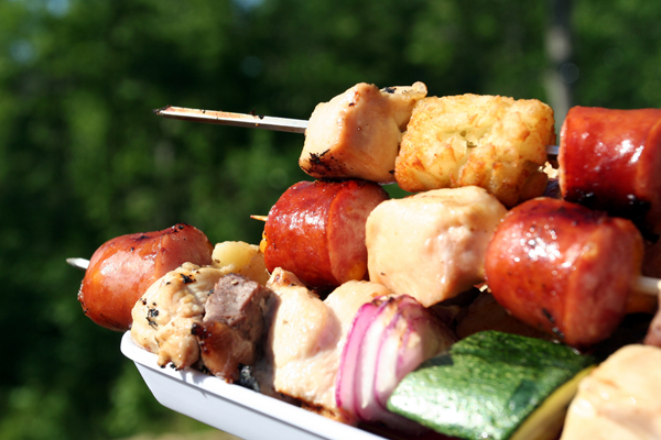 Theme #16: Tailgate Food