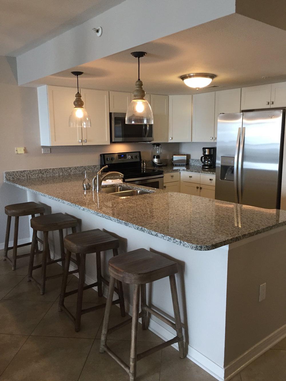 A recent client kitchen remodel
