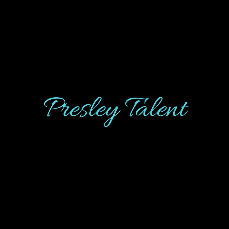 Presley Talent   SAG Franchised Agent