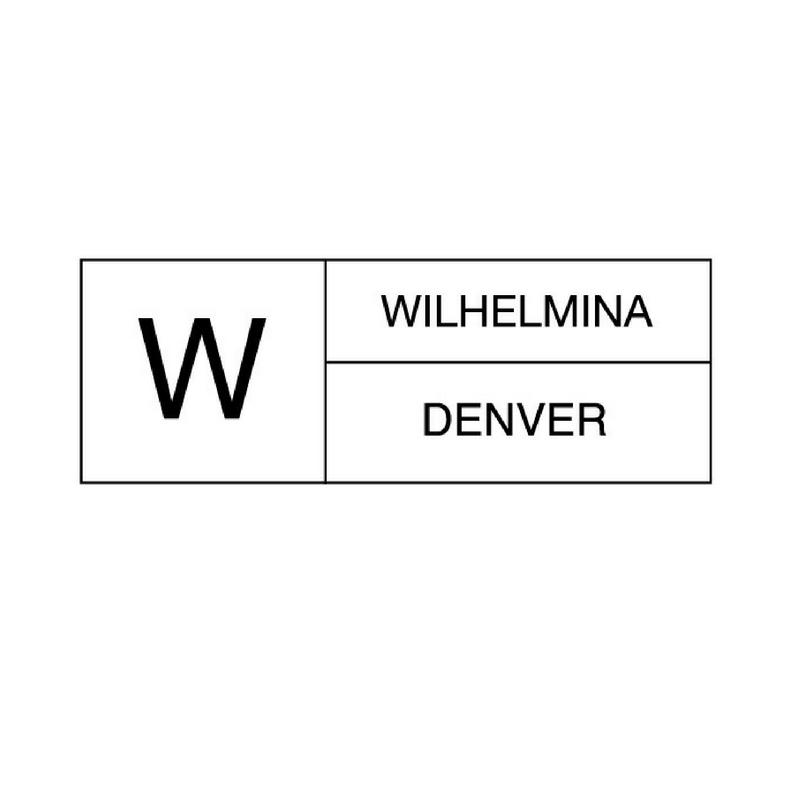 Wilhelmina Denver