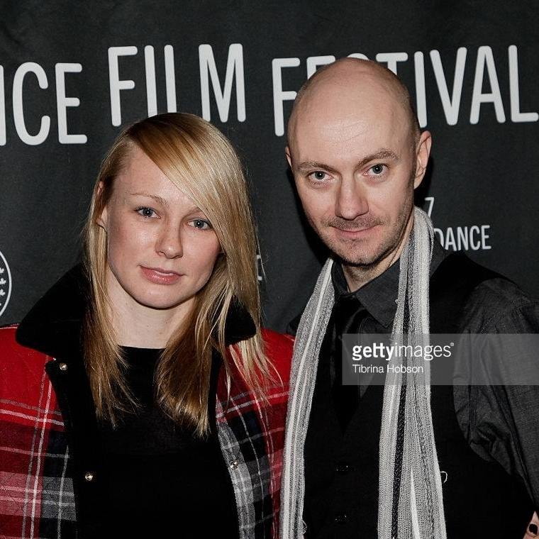 Kitty Green and Dixon White at Sundance