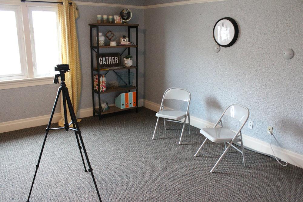 The Sandbox Actor's Studio Space