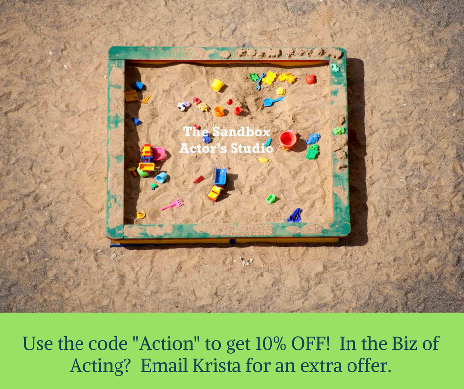 Use the code %22Action%22 to get 10% OFF! In the Biz of Acting? Email Krista for an extra offer..png