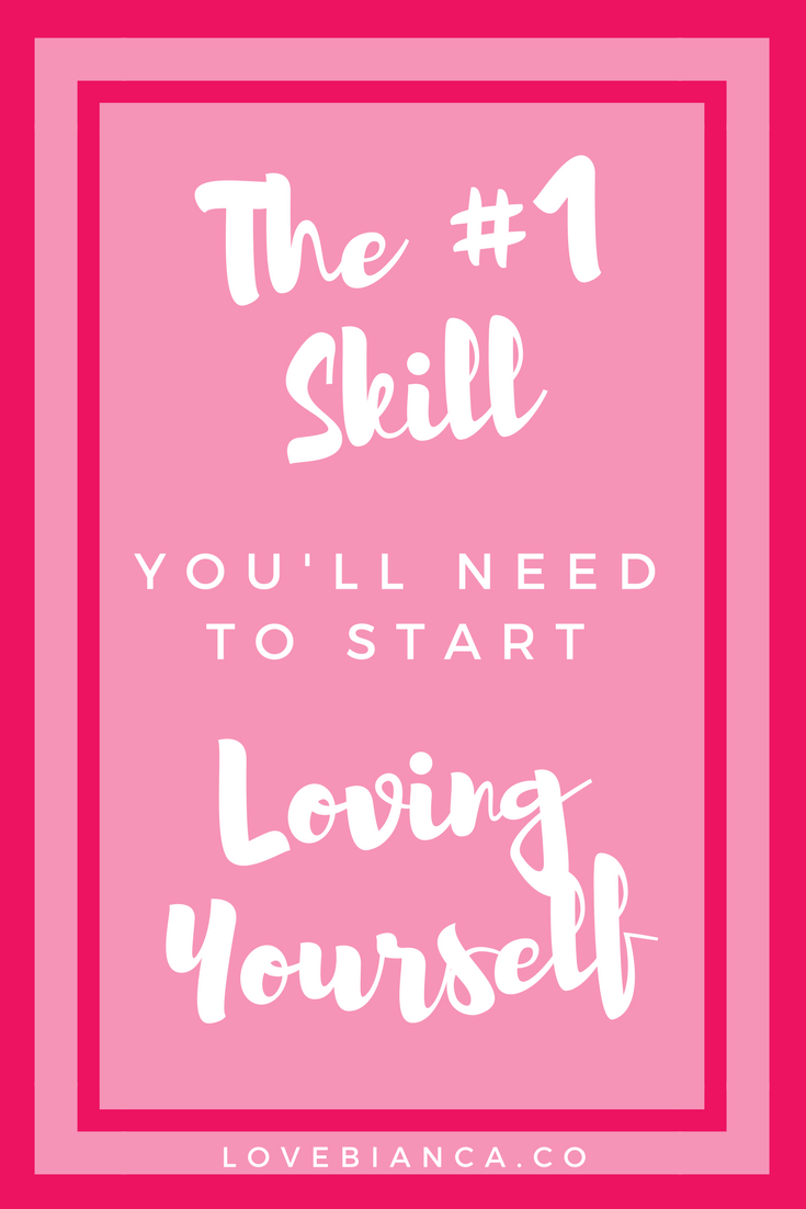 self-compassion versus self-love | How to love yourself | self-care | wellness