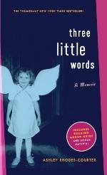 three little words book ashley rhodes-courter