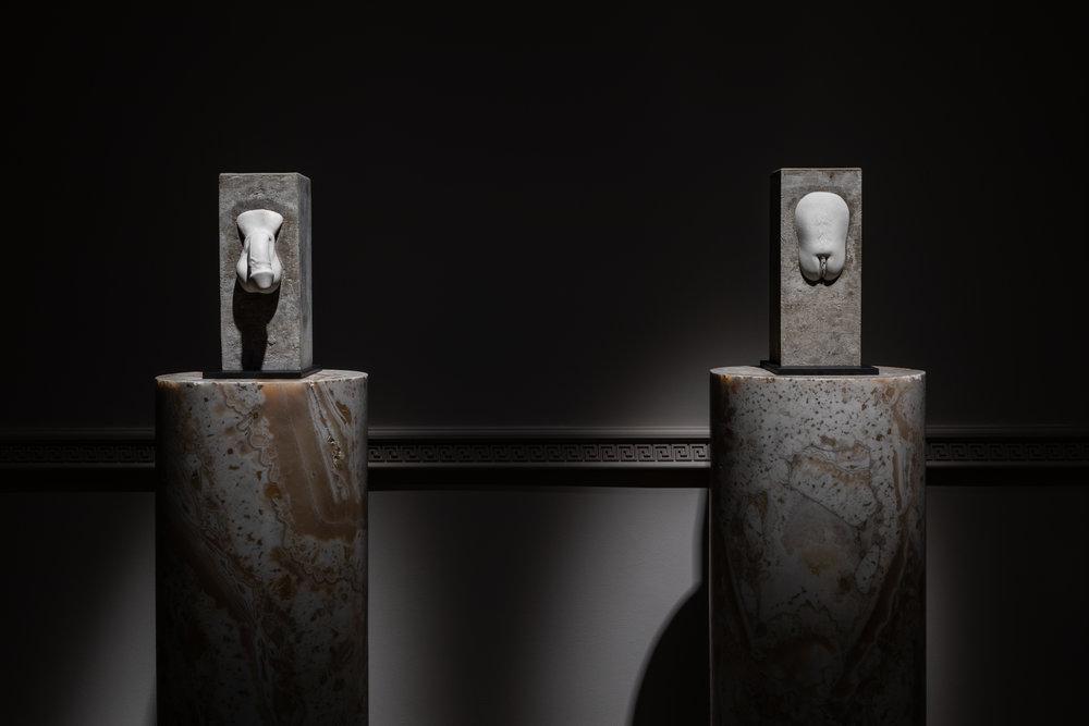 James Webster Sculpture Martyrs