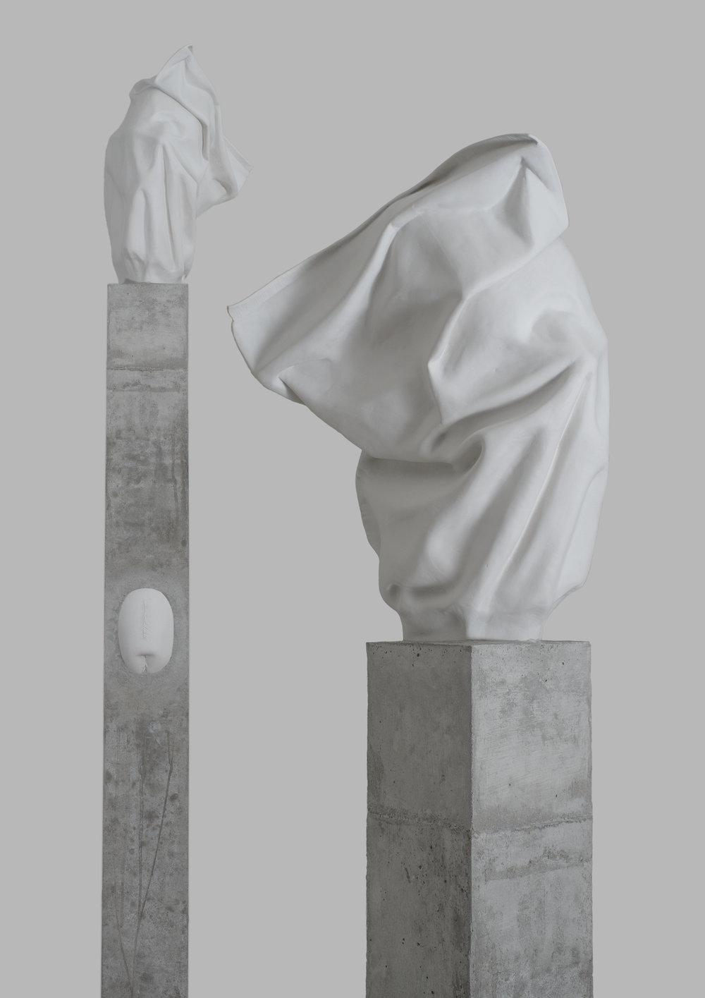 James webster Art Sablon martyrs sculpture