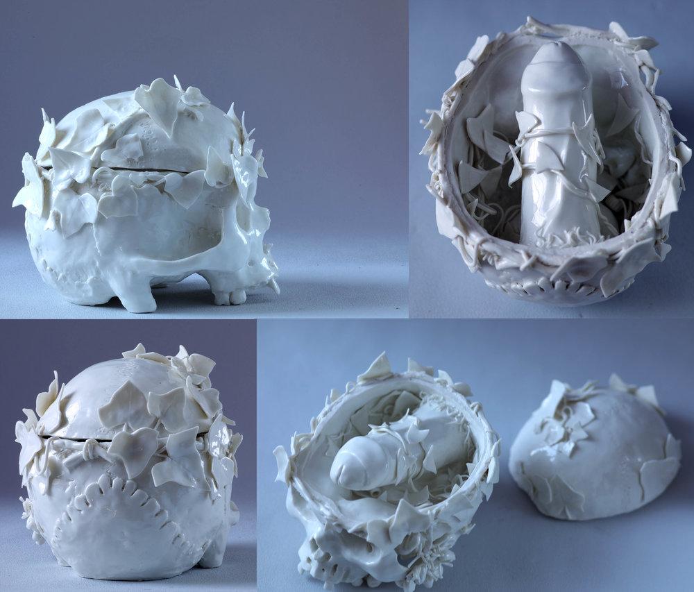 Bacchanale, 14x16x15cm, Porcelaine.jpg